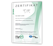 Global Certificate ISO 9001:2015