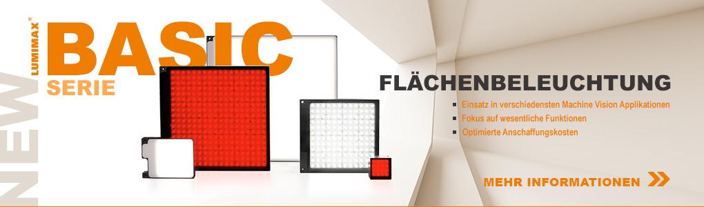 LUMIMAX® BASIC Flächenbeleuchtung