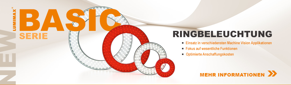 LUMIMAX® BASIC Ringbeleuchtung