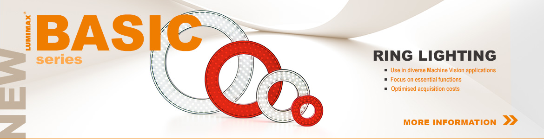LUMIMAX® BASIC Ring Lights