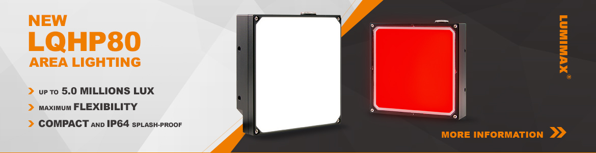 New LUMIMAX® LQHP80 Area Lighting