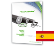 Product brochure VisioCablePro® in Spanish