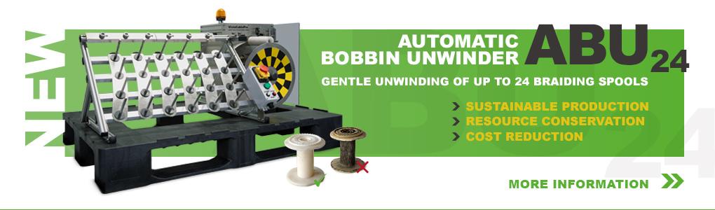 Automatic Bobbin Unwinder ABU24
