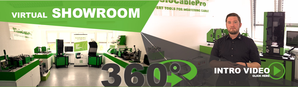 Intro video - VisioCablePro virtual showroom